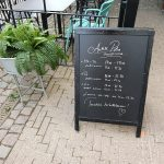 Kahvila-Ravintola Antell Piha patio